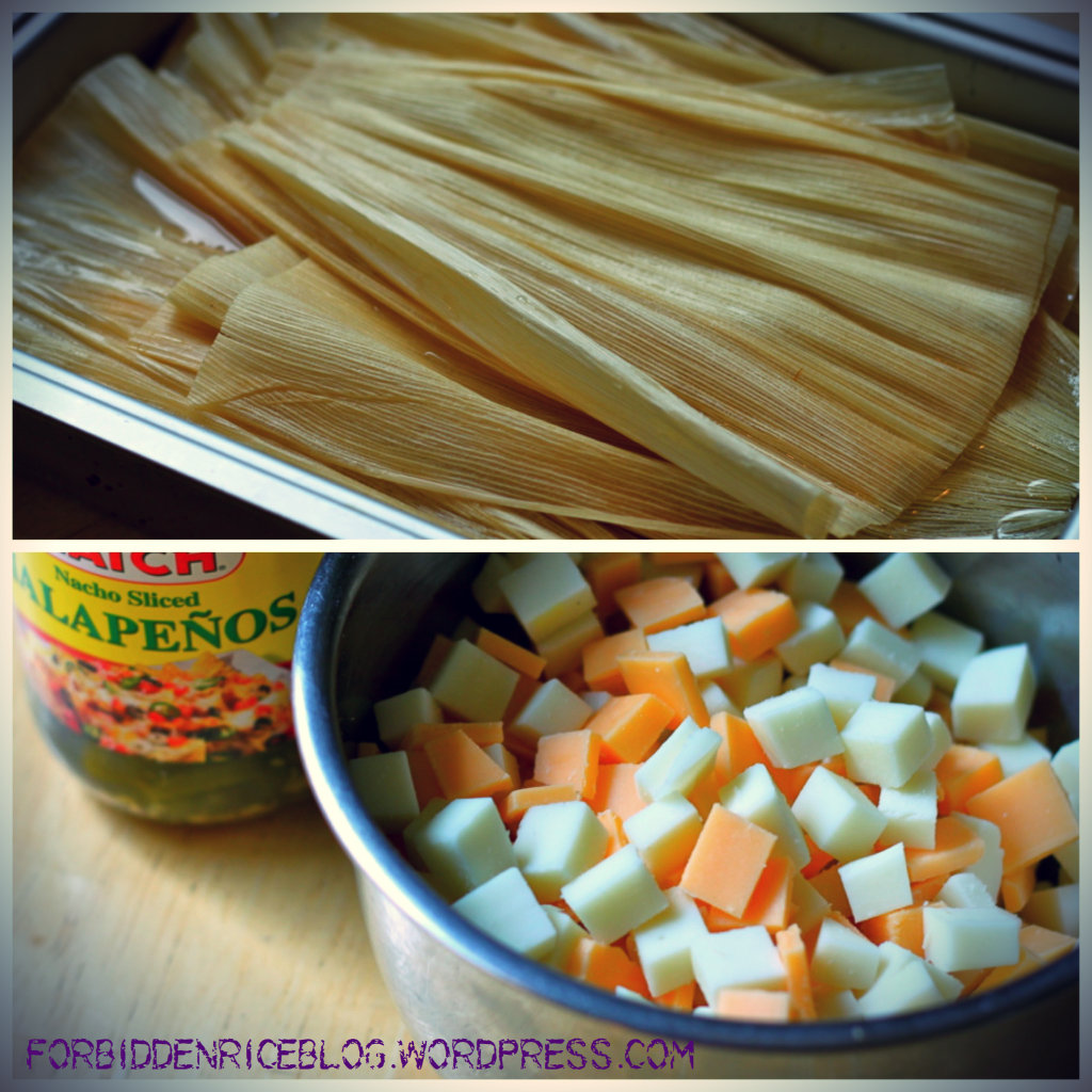 jalapeno and cheese tamales
