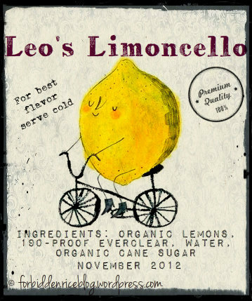 Forbidden Rice Blog | Leo's Limoncello