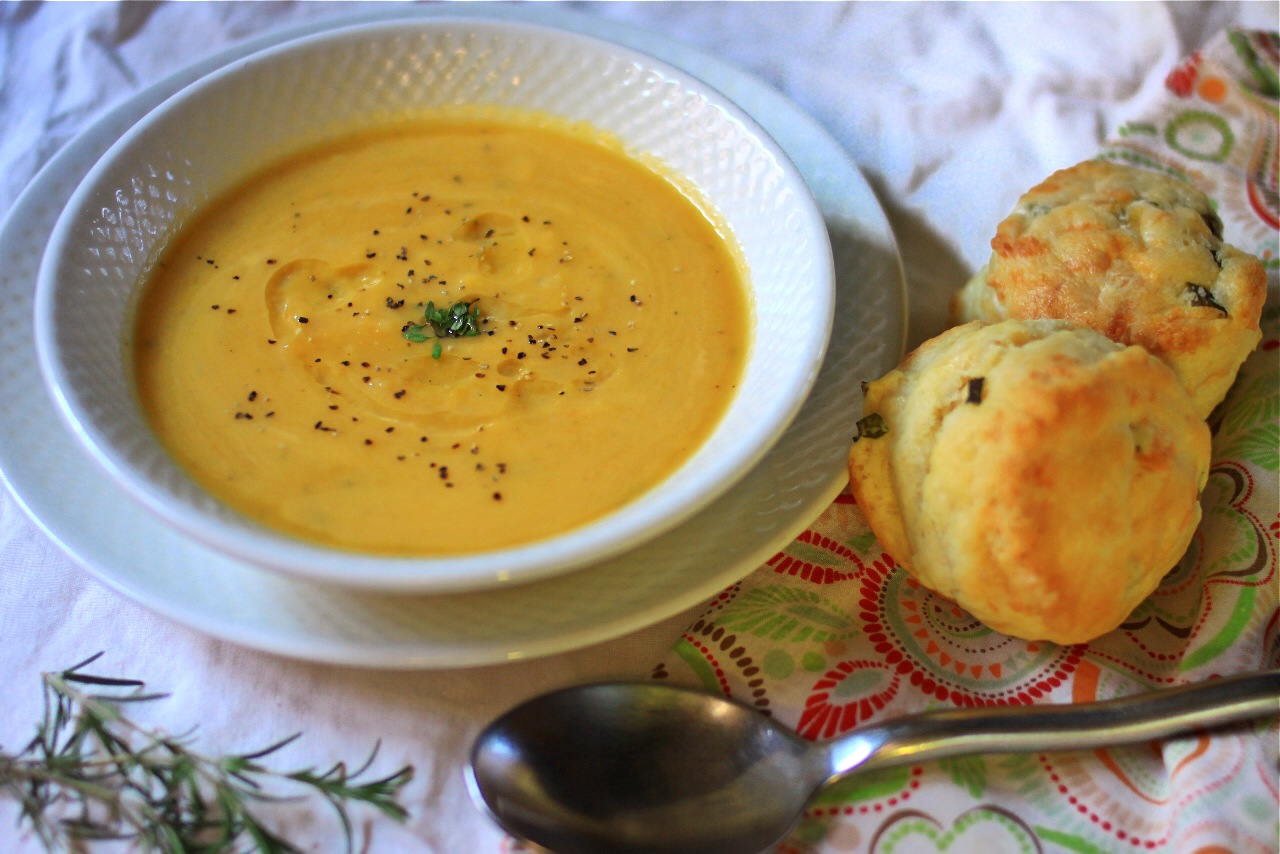 Vegan Roasted Butternut Squash Soup Recipes — Dishmaps