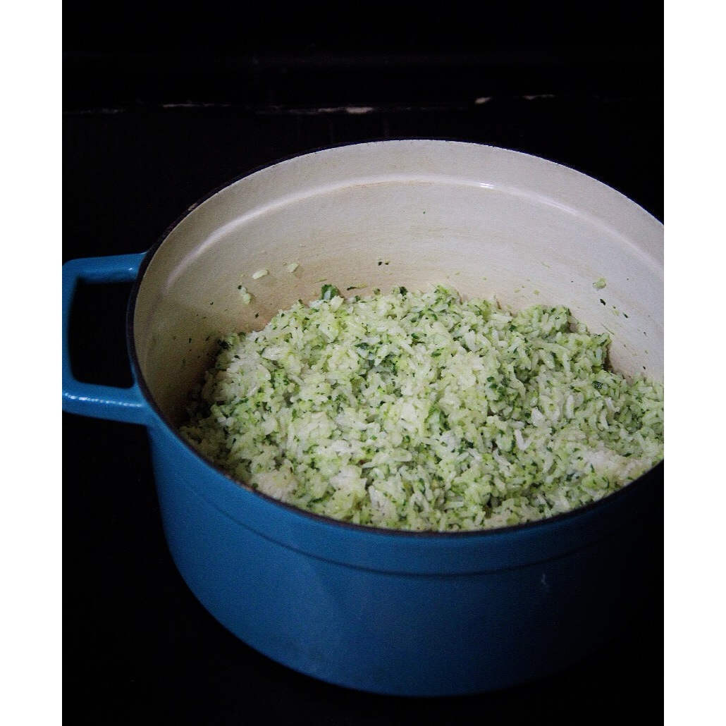 Forbidden Rice Blog | Cilantro Lime Rice