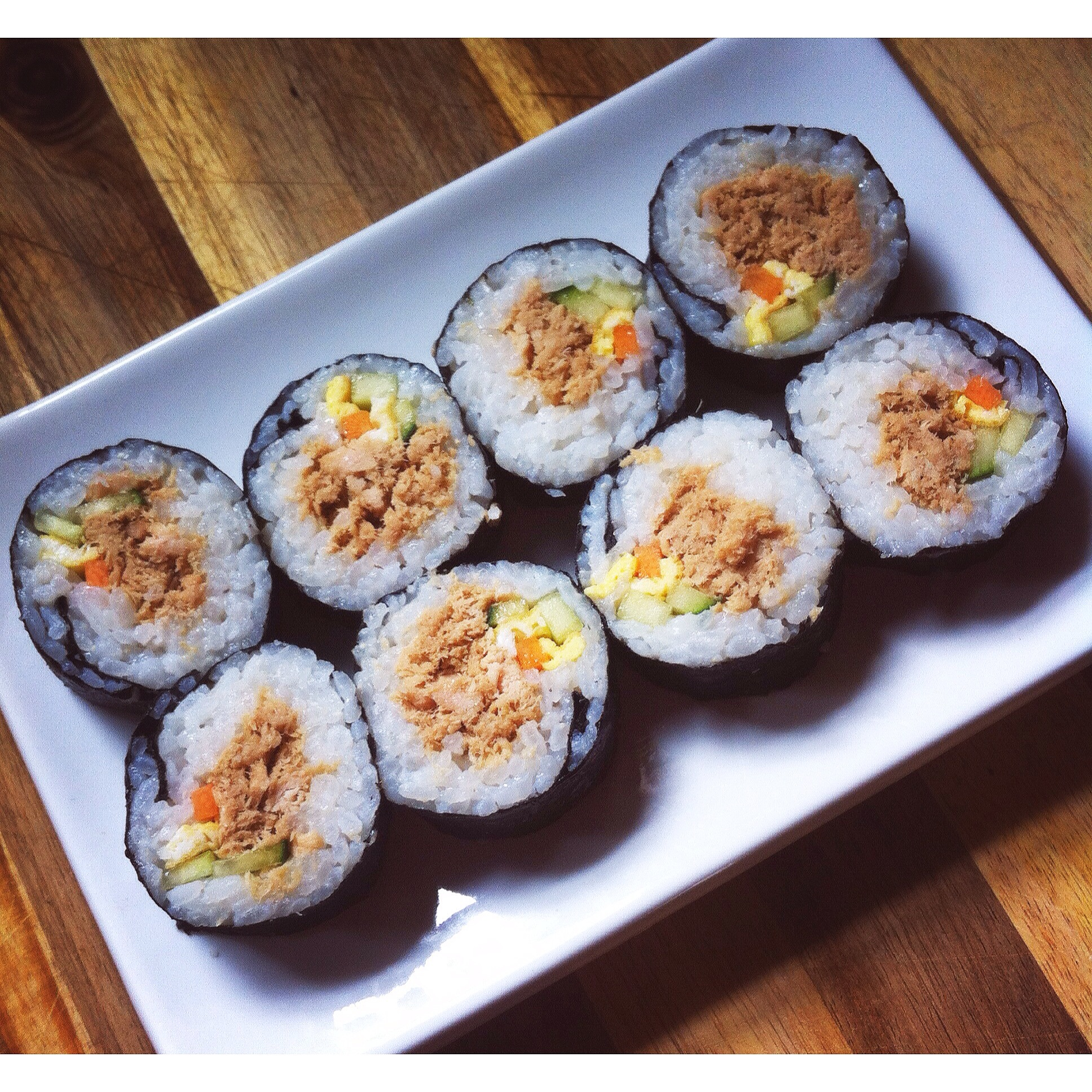 Day to Day Life: Week 6 | Forbidden Rice Blog | photography, Ashland Oregon, maki sushi
