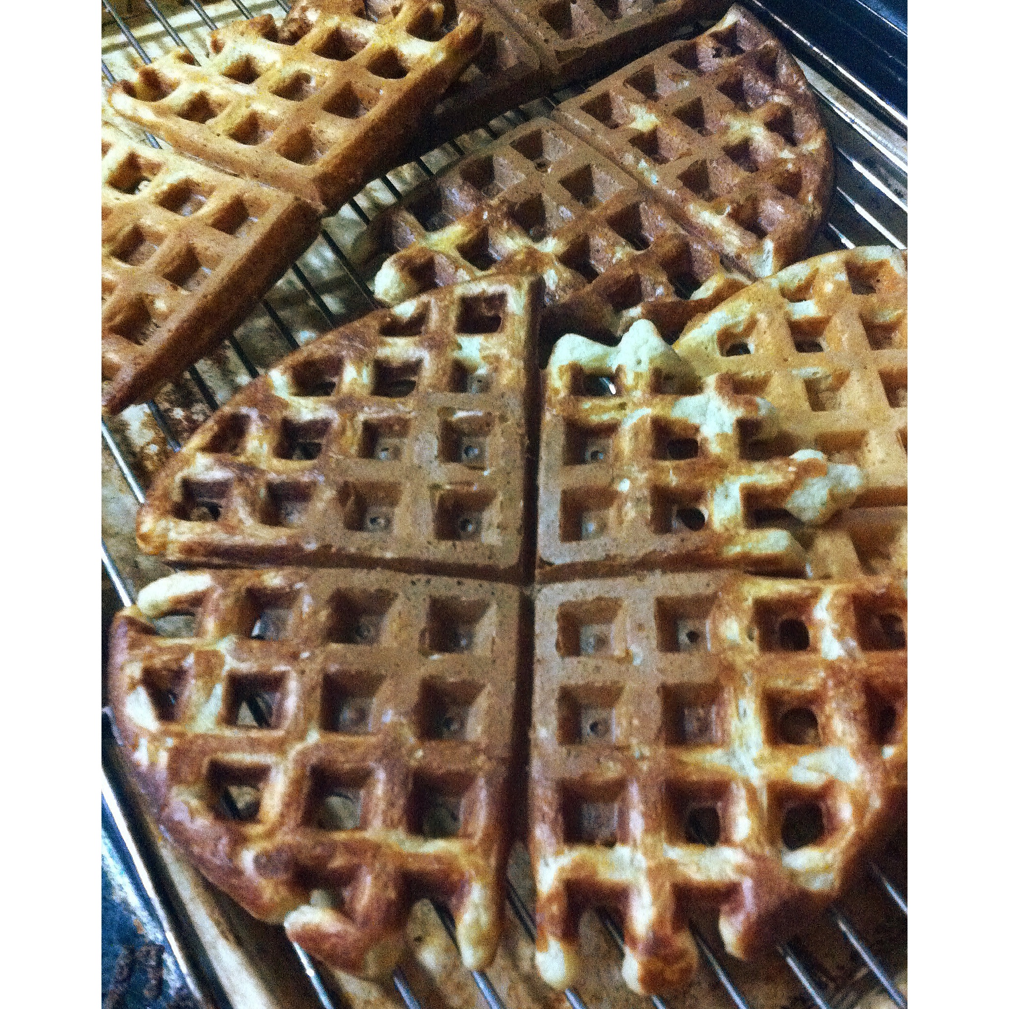 Forbidden Rice Blog | Waffles
