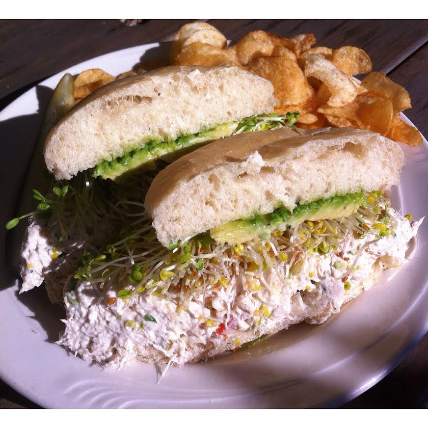 Forbidden Rice Blog | Day to Day Life - Week 8.2015 | Sammich Ashland