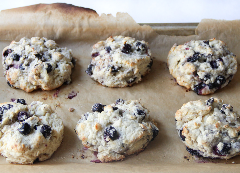 Forbidden Rice Blog | Blueberry Biscuits (1 of 4)