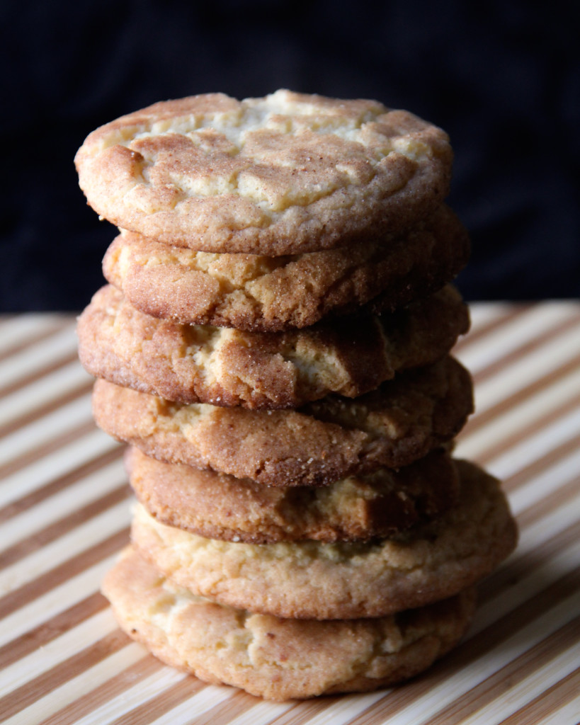 Forbidden Rice Blog | Snickerdoodle Cookies