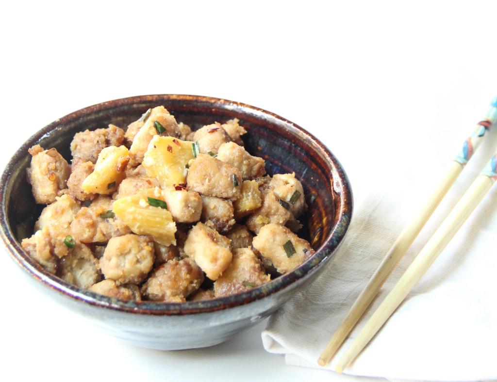 Forbidden Rice Blog | General Tso's Quorn Chik'n (5 of 7)
