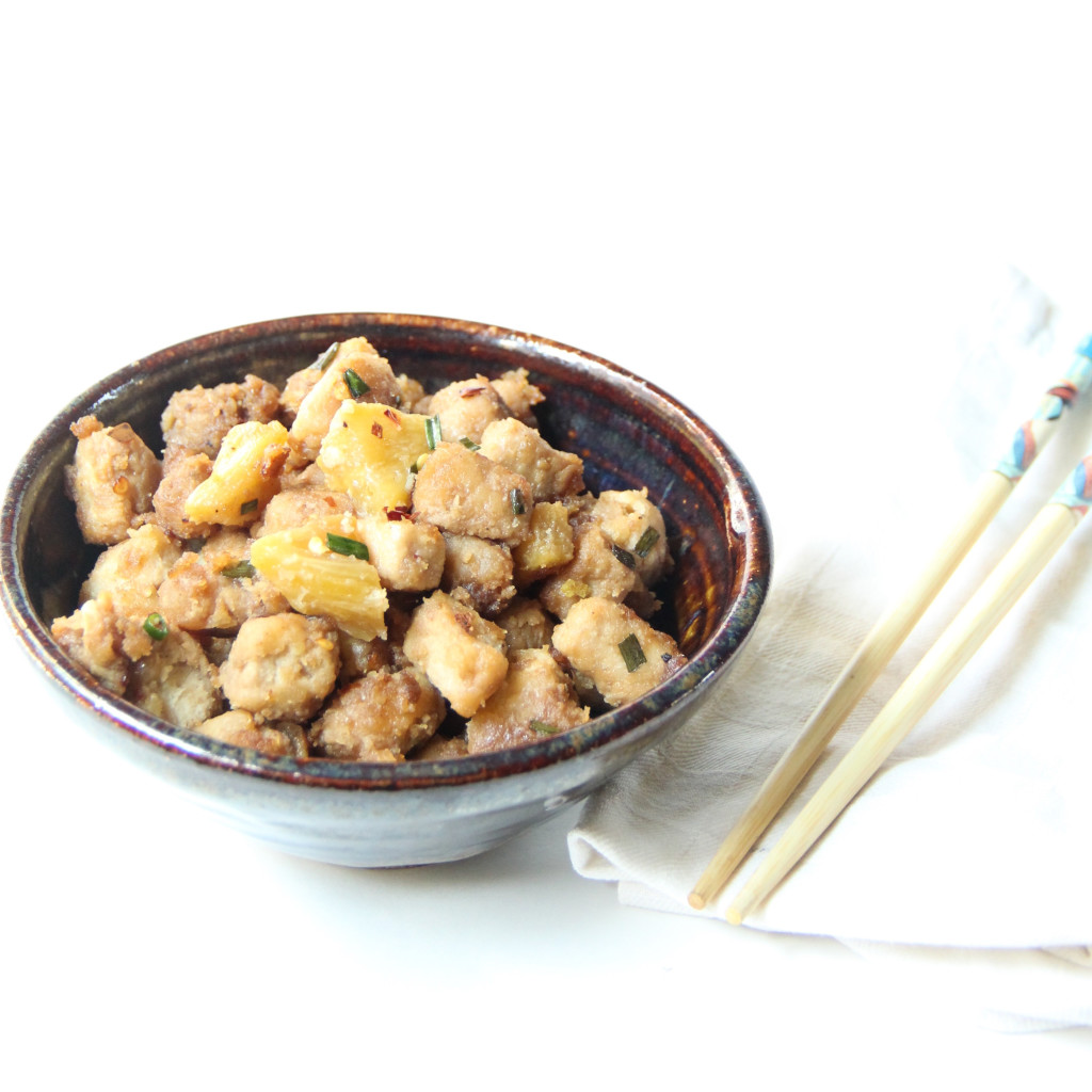 Forbidden Rice Blog | General Tso's Quorn Chik'n (6 of 7)