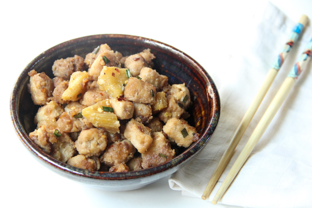 Forbidden Rice Blog | General Tso's Quorn Chik'n (7 of 7)