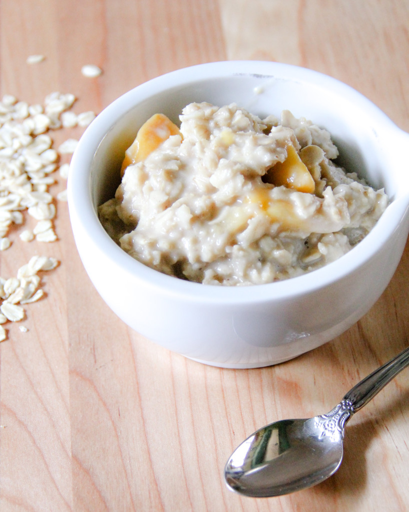 Forbidden Rice Blog | Peaches and Cream Oatmeal (3 of 6)