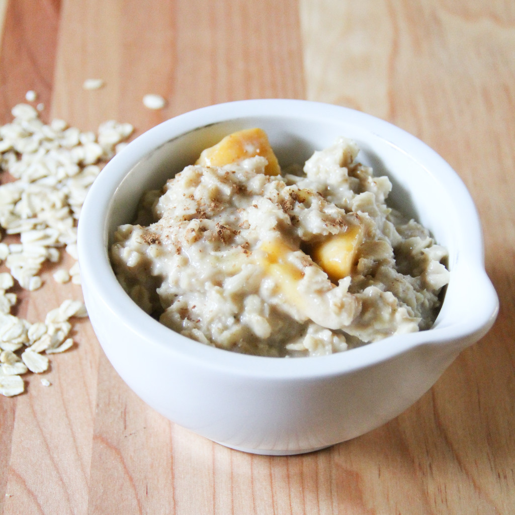 Forbidden Rice Blog | Peaches and Cream Oatmeal (5 of 6)