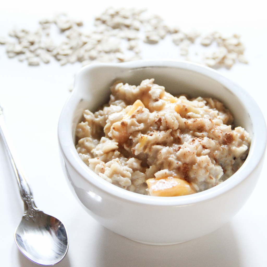 Forbidden Rice Blog | Peaches and Cream Oatmeal (6 of 6)