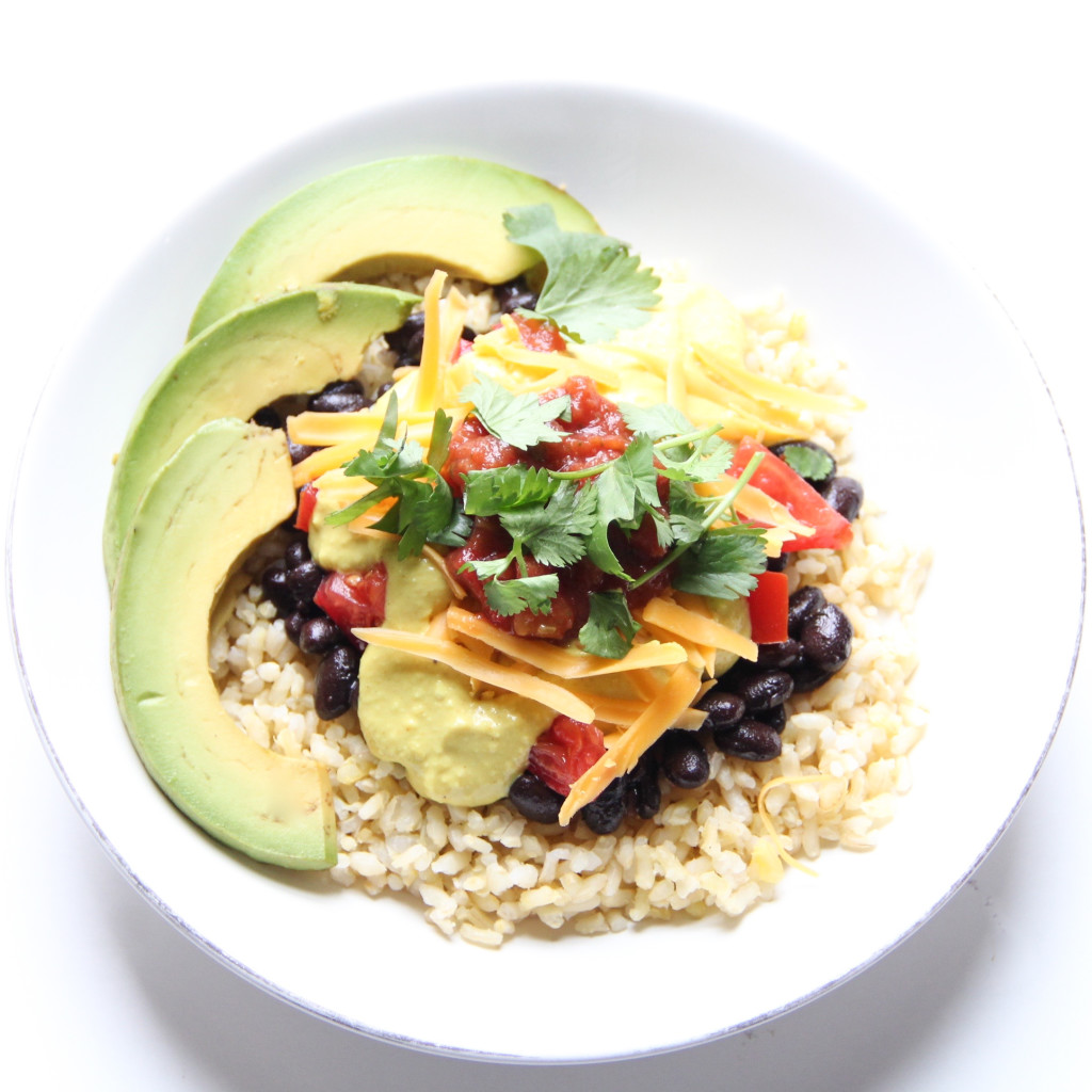Forbidden Rice Blog | Meatless Monday- Homemade Yumm Bowls (6 of 8)