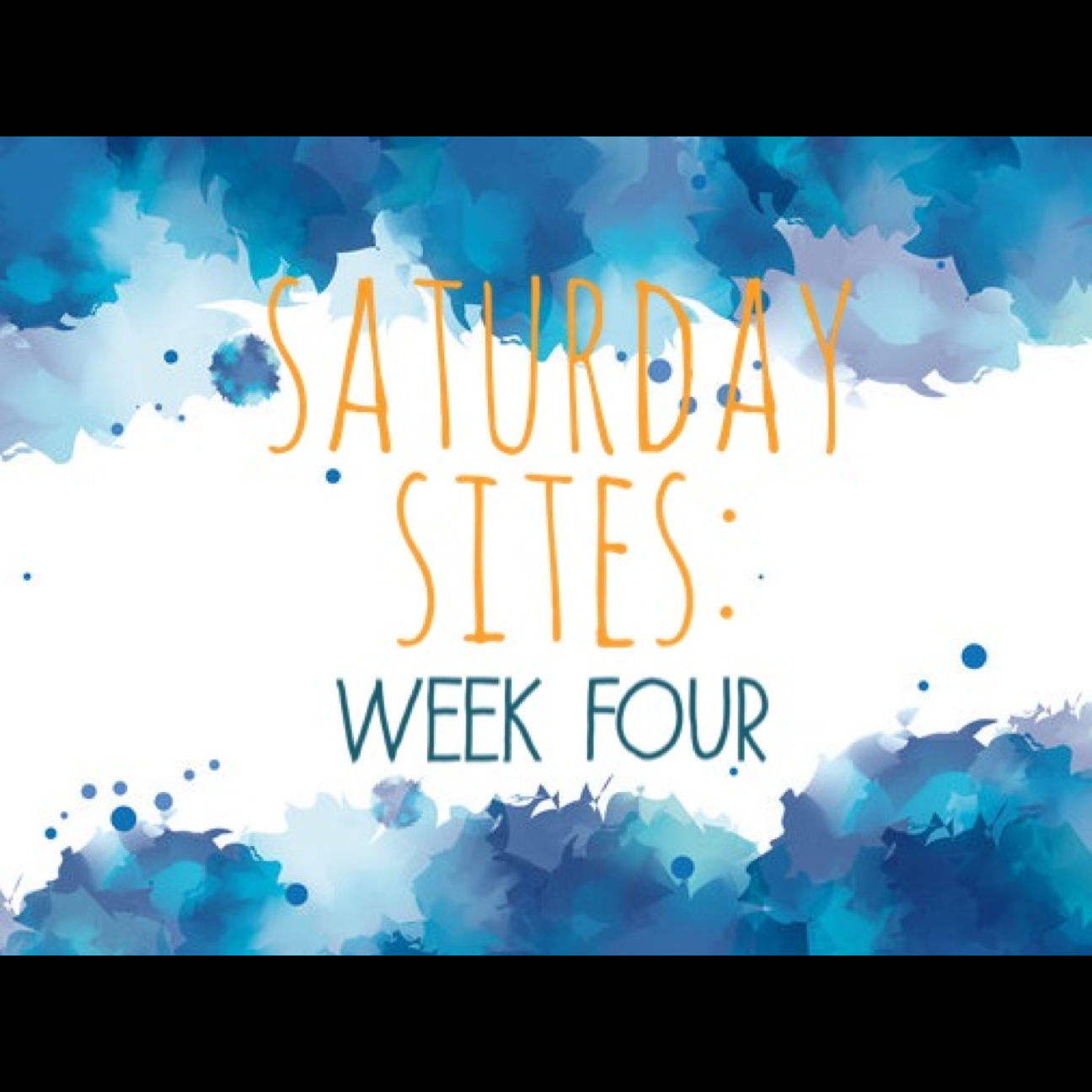 Forbidden Rice Blog | Saturday Sites week 4 2016