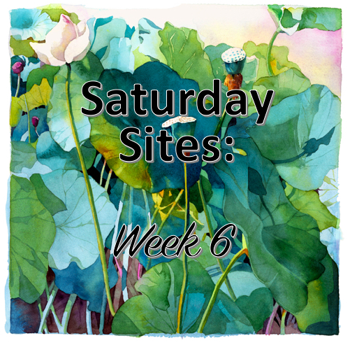 Saturday Sites - 6