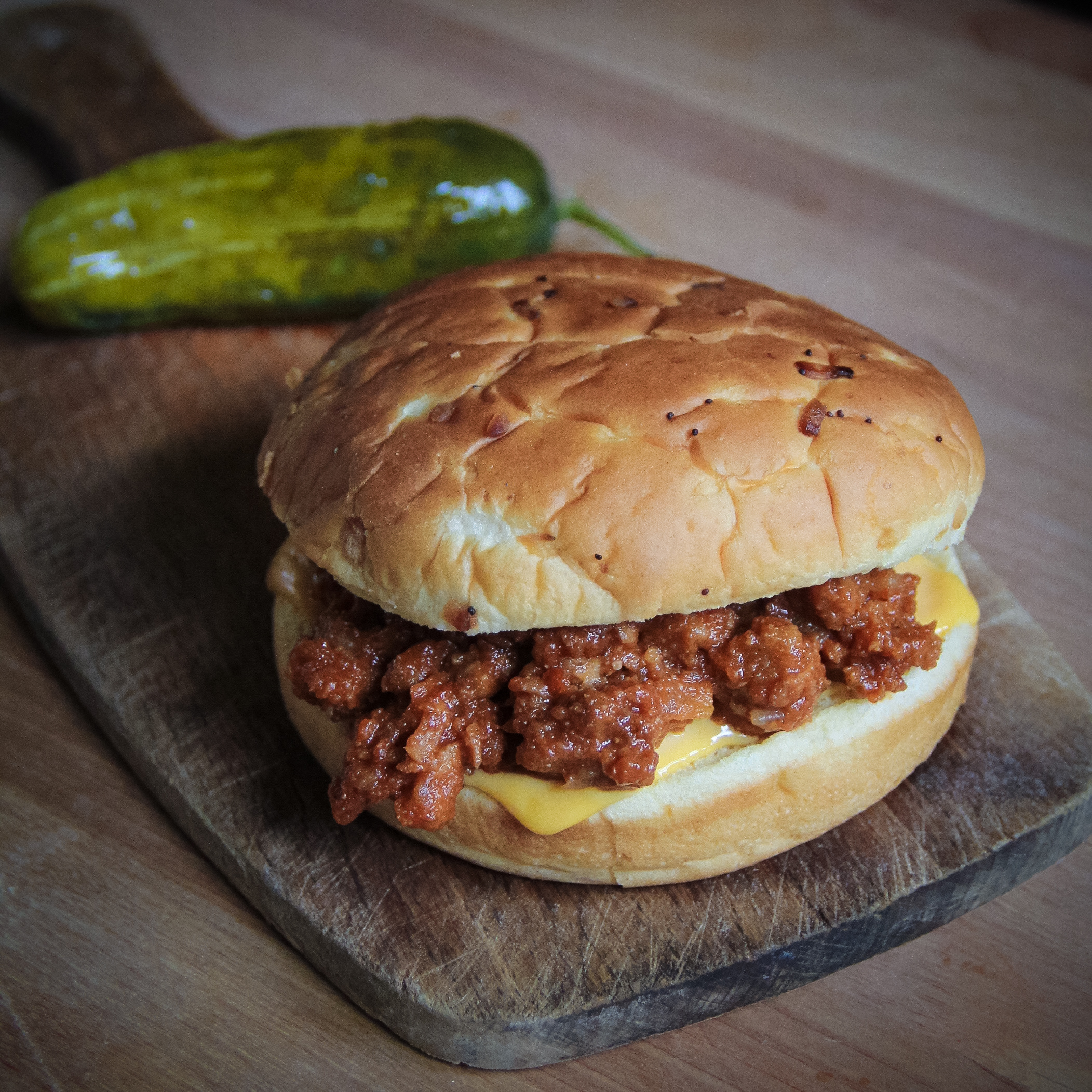 Forbidden Rice Blog | Vegetarian Sloppy Joes (2 of 5)
