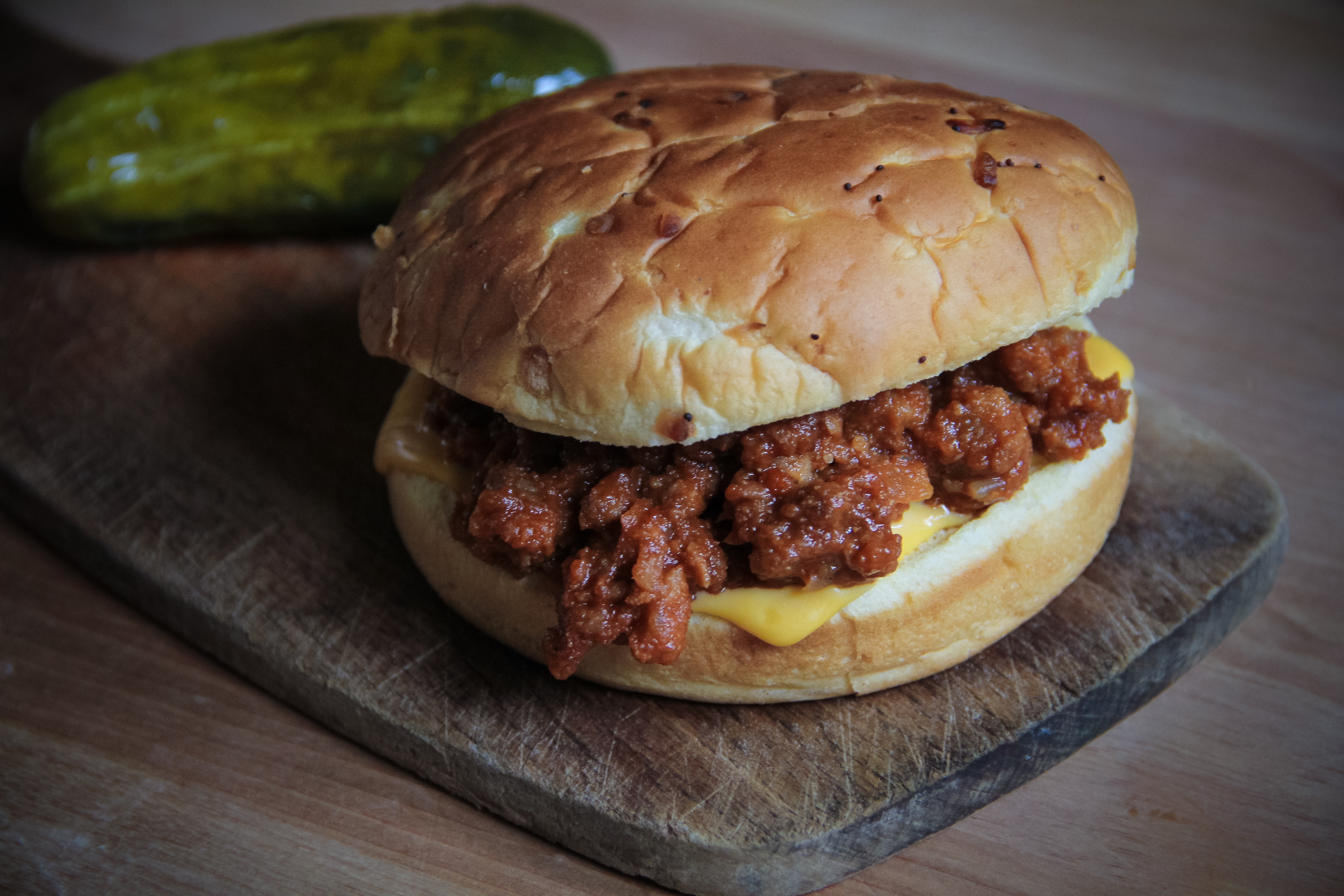 Forbidden Rice Blog | Vegetarian Sloppy Joes (3 of 5)