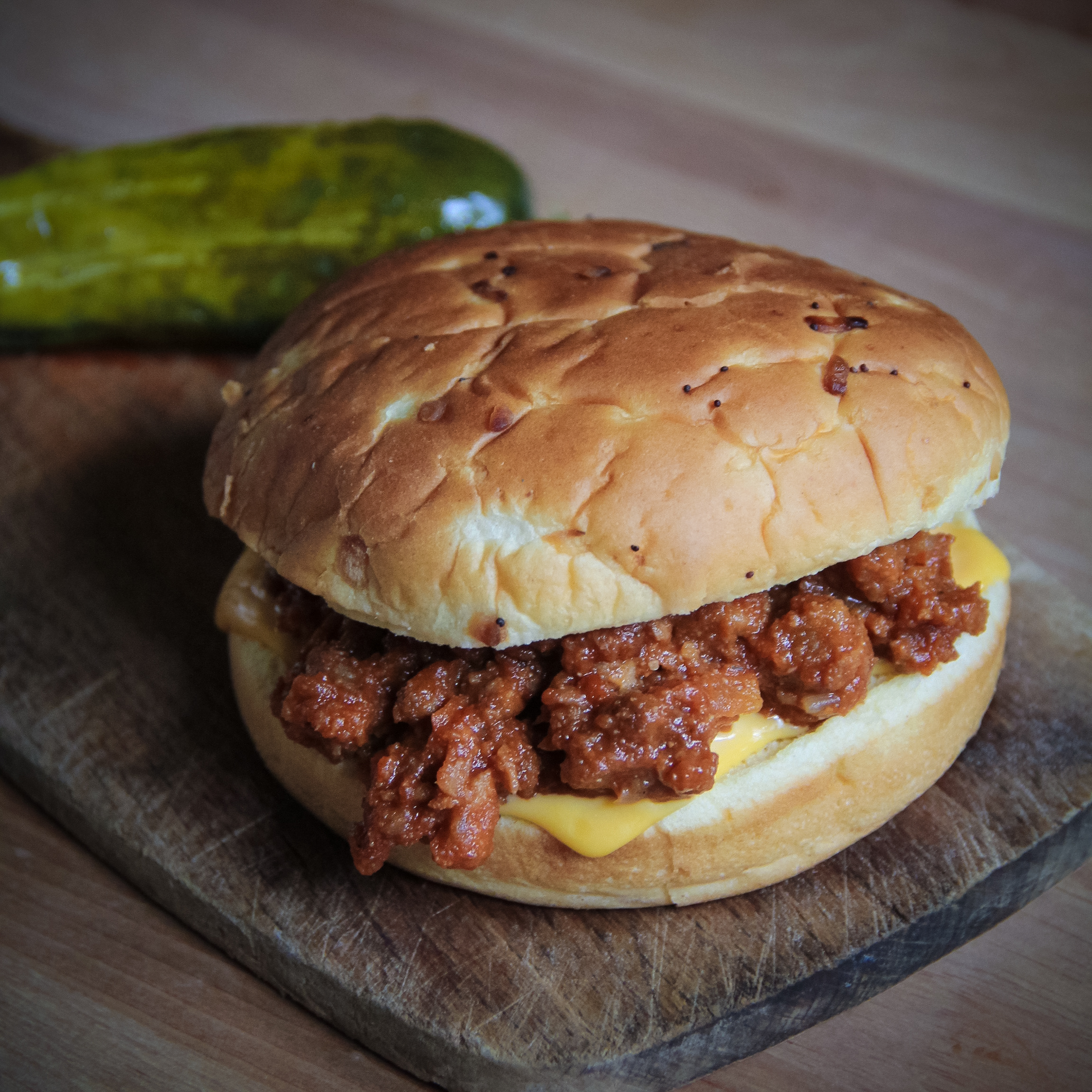 Forbidden Rice Blog | Vegetarian Sloppy Joes (4 of 5)