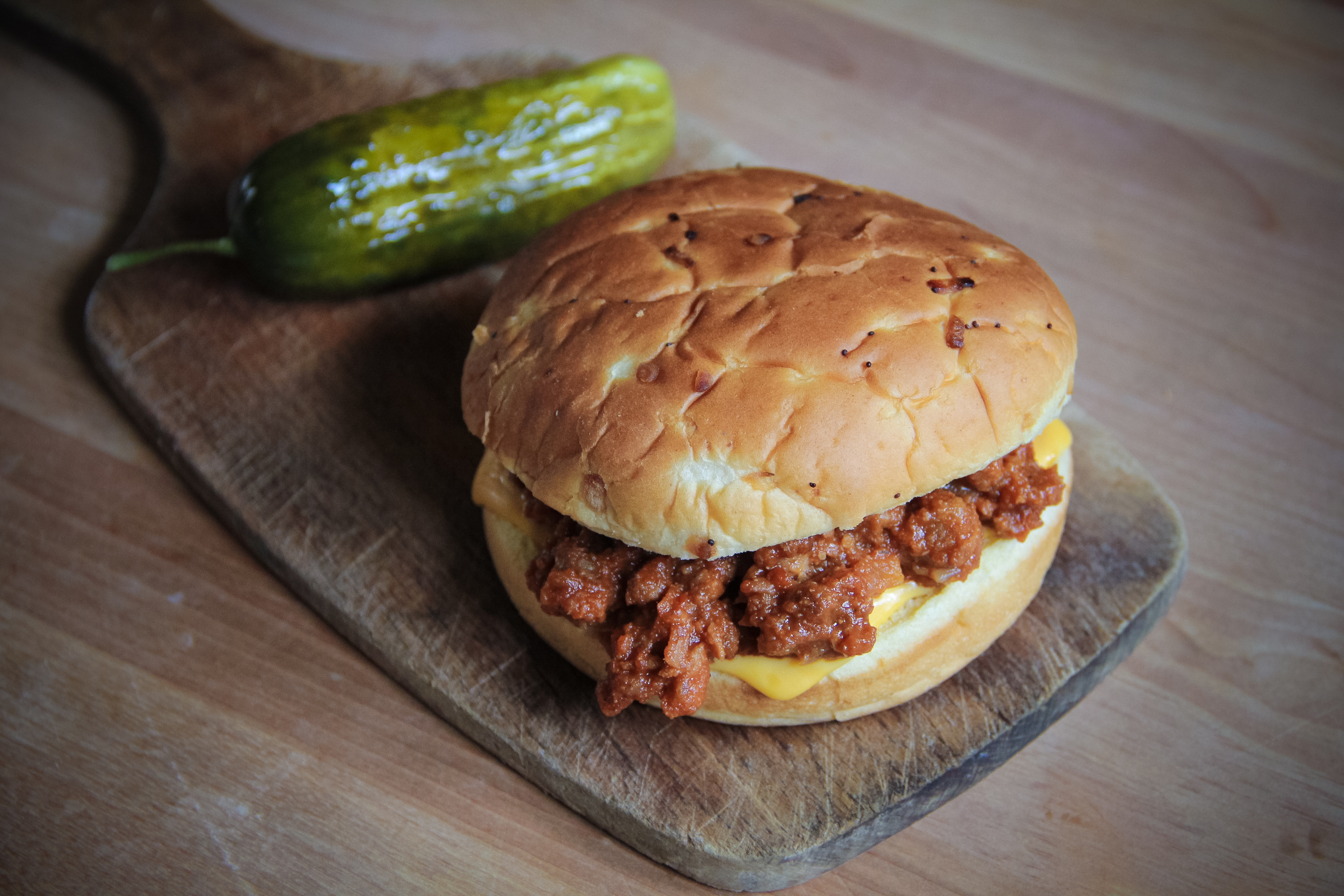 Forbidden Rice Blog | Vegetarian Sloppy Joes (5 of 5)